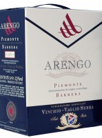 Arengo Piemonte Barbera DOC Bag in Box van 3 liter (is gelijk aan 4 flessen!!)