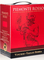 Piemonte Rosso DOC Bag in Box van 3 liter (is gelijk aan 4 flessen!!)