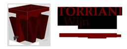 Torriani wijn Logo